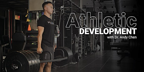 Weekly Workout Series: Athletic Development with Dr. Andy Chen tickets