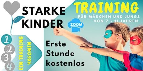 Schnuppern: Mobbing?  Nein, Danke! | Starke Kinder Training | 7-11 Jahren tickets