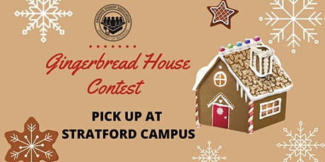Gingerbread House Pickup & Decorating Contest - Stratford Location tickets