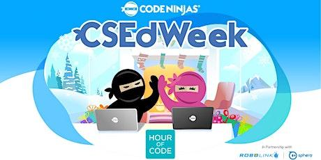 Computer Science Education Week at Code Ninjas West Katy tickets