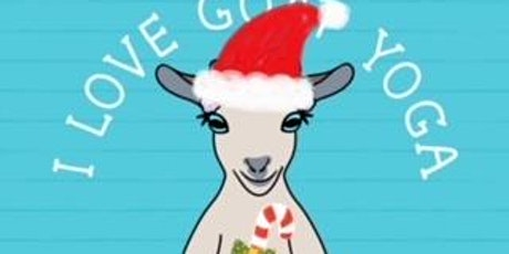 Christmas Goat Yoga tickets