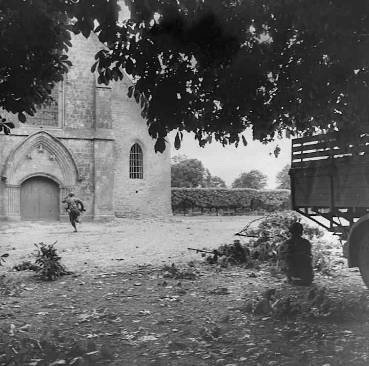 VIRTUAL D-DAY : Sainte Mère Eglise image