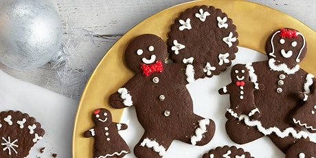 Festive Evening at Flo's - Gingerbread Decorating Bookings tickets