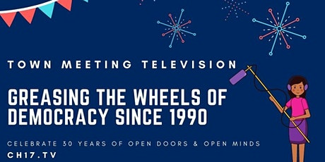 CCTV and Town Meeting TV Holiday Party tickets