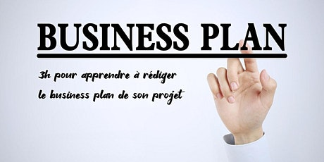 "Formation ""Rédiger son business plan en 3h"" billets"