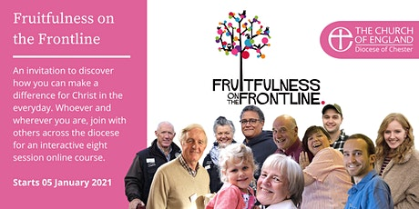 Fruitfulness on the Frontline tickets