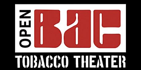 Open BAC - dinsdag 30 maart tickets