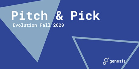 Pitch & Pick: Evolution Fall 2020 tickets