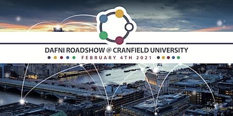 DAFNI Roadshow @ Cranfield University tickets
