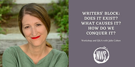 Writers' Block: Does it exist? What causes it? How do we conquer it? tickets