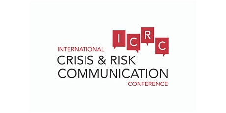 International Crisis and Risk Communication Conference 2021 tickets