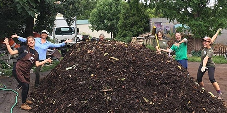 Compost Build Community Volunteer Days 2021-22 tickets