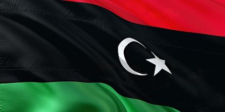 Dynamics of Impunity in Libya:  Virtual European Parliament Briefing tickets