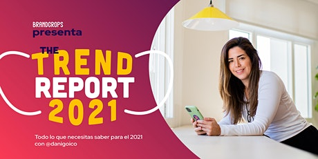 The Trend Report 2021 tickets