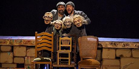 JUEGO DE SILLAS de Dora Cantero – CAL TEATRE (Teatro familiar) entradas