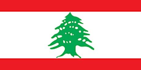 Dégustation Libanaise billets
