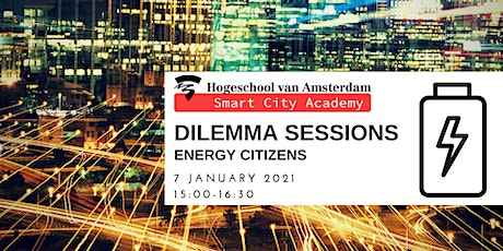 Smart City Dilemma Sessions tickets