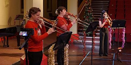 The University of Huddersfield Christmas Brass Extravaganza tickets