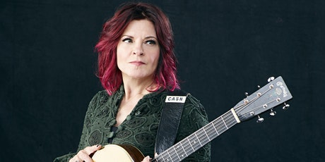 Rosanne Cash live in Asbury Hall billets
