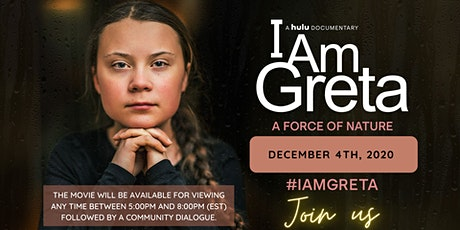 I AM GRETA Film Screening and Dialogue with the Vermont Youth Lobby tickets