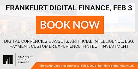Frankfurt Digital Finance 2021 tickets