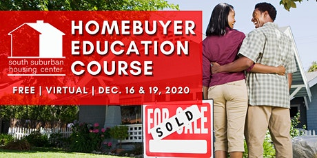 December Virtual Homebuyer Education Course tickets