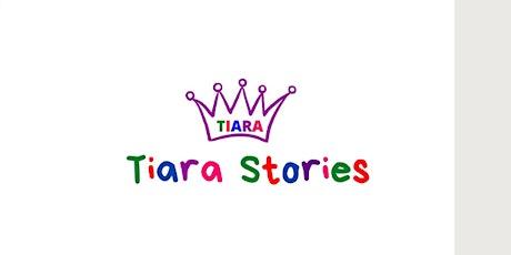Tiara's ABC Launch tickets