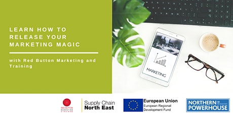 Learn How to Release your Marketing Magic tickets