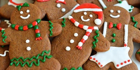 DIY Gingerbread Cookies Decoration tickets