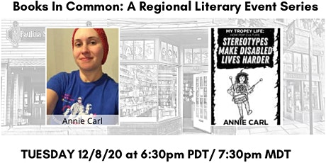 Books in Common NW: Annie Carl and Microcosm tickets