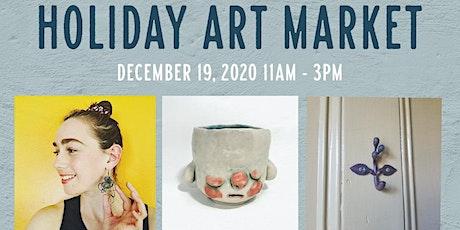 Holiday Art Market tickets