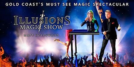 ILLUSIONS MAGIC SHOW tickets