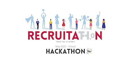 Intern & Graduate RecruitaTH.0n (May) 2021 – Virtual Hackathon tickets