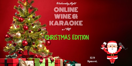 Christmas Karoke with RO tickets