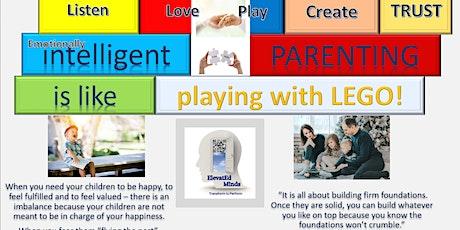 Emotionally intelligent parenting tickets