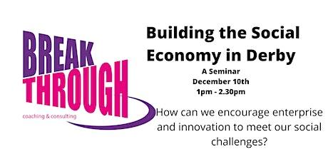 Derby Social Economy Seminar tickets