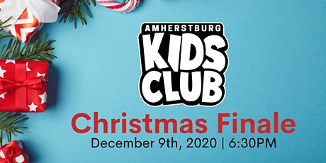 KIDS CLUB: December 9th, 2020 tickets