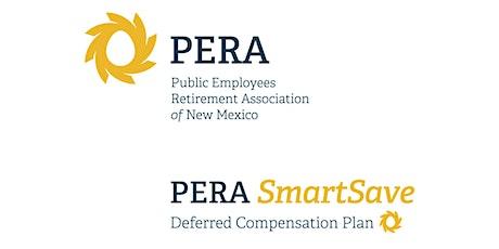 PERA General Informational Meeting tickets