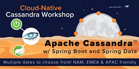 Workshop: Build a Todo App on Cassandra with Spring Boot and Spring Data tickets