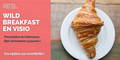 Wild Breakfast - Présentation Alternance Développeur web billets
