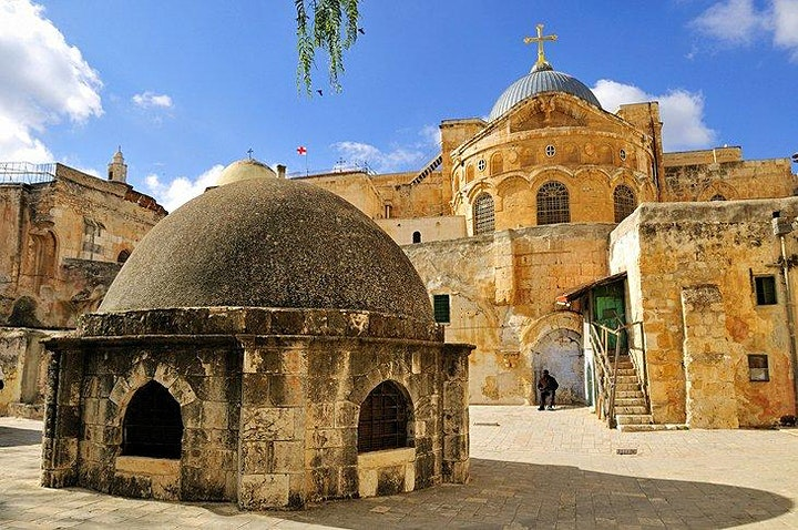 Virtual Guided Tour of the Old City of Jerusalem and Bethlehem image
