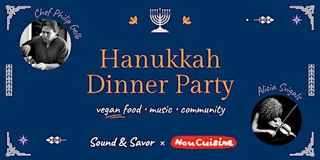 Hanukkah (Virtual) Dinner Party tickets