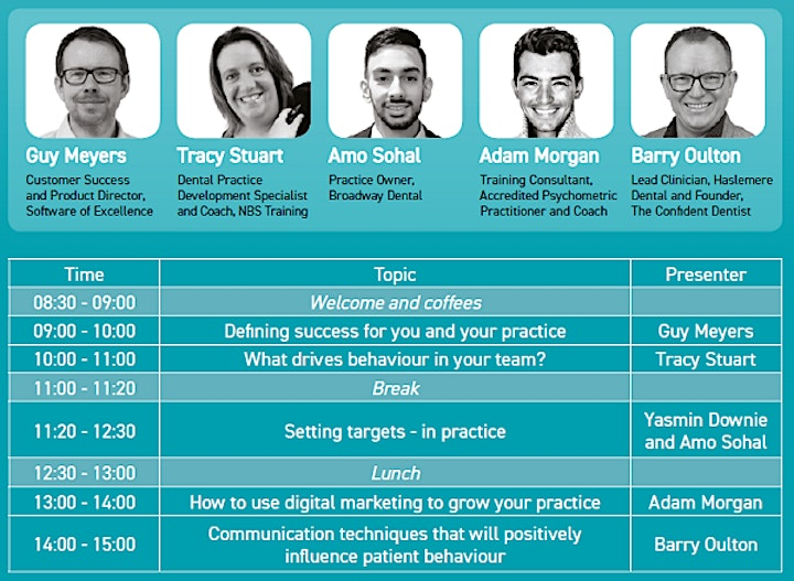 Practice Growth Workshop | South Wales image