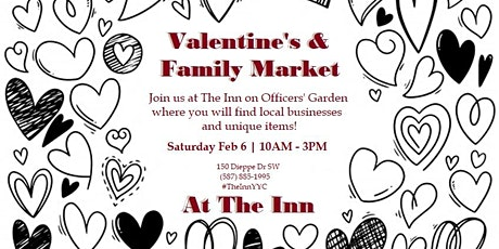 Valentine's & Family Day at The Inn tickets