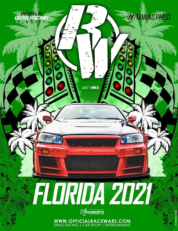 RACEWARS  2021 - GAINESVILLE, FL image