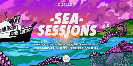 Sea Sessions 6.0 Drum and Bass Edition Boat Cruise tickets
