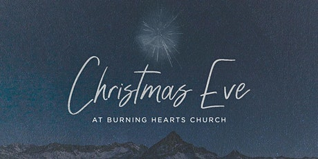 Christmas Eve Service - 3pm tickets