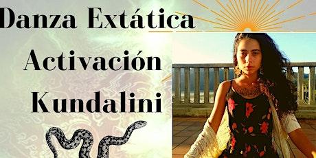 Liberación emocional y danza extática trance kundalini. entradas