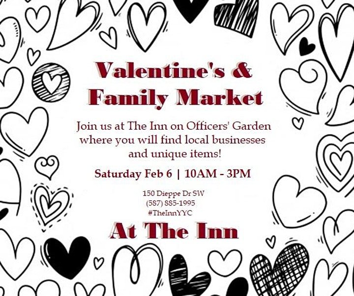 Valentine's & Family Day at The Inn image