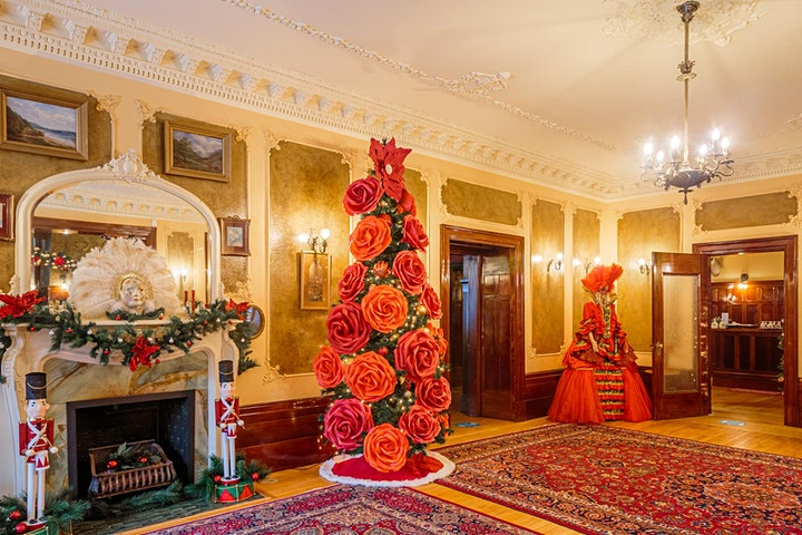 Timed  Entry - Self Guided Museum Visit to Lougheed House image
